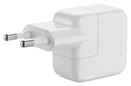 Сетевое зарядное устройство Apple 12W USB Power Adapter, 1xUSB, 2,4 A, (MD836ZM/A) white