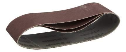 Шлифовальная лента для ленточной шлифмашины и напильника Зубр 35541-180
