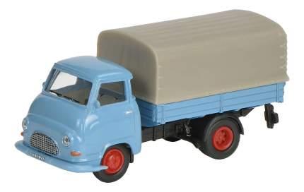Автомобиль Schuco Hanomag Kurier light blue 1:87