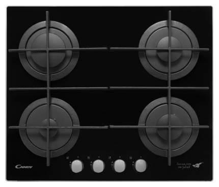 Встраиваемая варочная панель газовая Candy CVG 64 STGN JV by Julia Vysotskaya Black