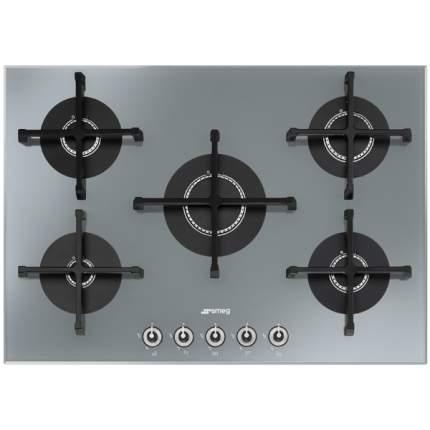 Встраиваемая варочная панель газовая Smeg PV175S-1 Silver