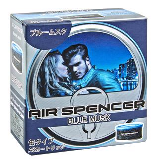 Автомобильный ароматизатор SPIRIT REFILL - BLUE MUSK A-85