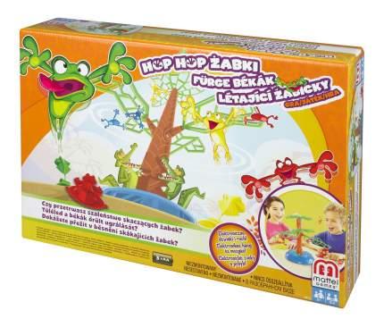 Семейная настольная игра Mattel FLIPPIN FROGS 5L EE M5754