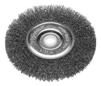 Дисковая кордщетка для угловых шлифмашин Зубр 35185-125_z01