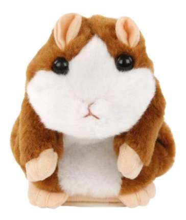 Интерактивное животное Fluffy Family Хомяк Хома повторяшка 68516