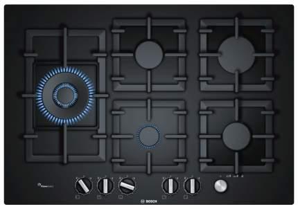 Встраиваемая варочная панель газовая Bosch PPS7A6M90 Black