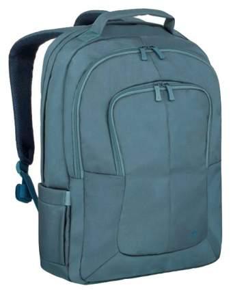"""Сумка для ноутбука 17.3"""" Rivacase 8460 голубая"""