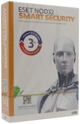 Антивирус ESET NOD32-ESS-1220BOX-1-1 Smart Security на 3 устройства 12 мес. или продление