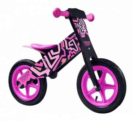 Беговел TOYZ Zap black-pink