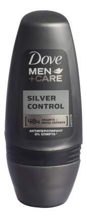 Антиперспирант Dove Men+Care Заряд серебра 50 мл