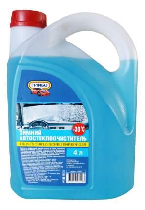 Жидкость стеклоомывателя Зимняя PINGO -30°C 4л 75030-7