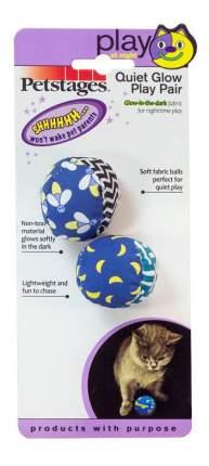 Мяч для кошек Petstages, Текстиль, 2шт