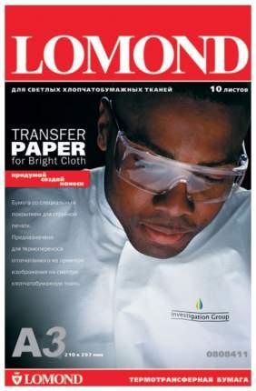 Офисная бумага Lоmond 0808411 Белый
