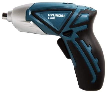 Аккумуляторная отвертка Hyundai A 4800
