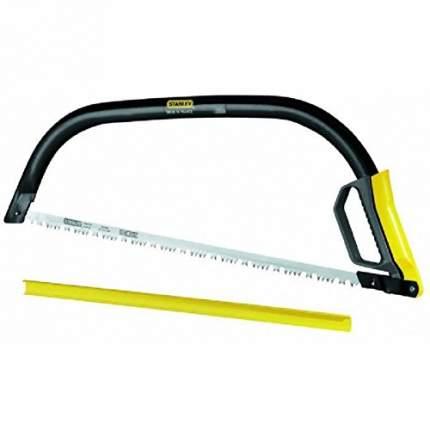 Ножовка лучковая Stanley Raker Tooth Pro 1-15-453 760мм