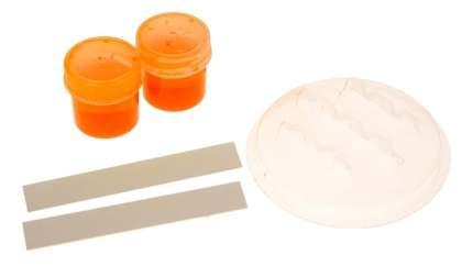 Набор для выращивания кристаллов Lori Лучистые Кристаллы оранжевый