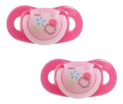 Набор детских пустышек Bebe Confort Safe Dummies Размер Т2