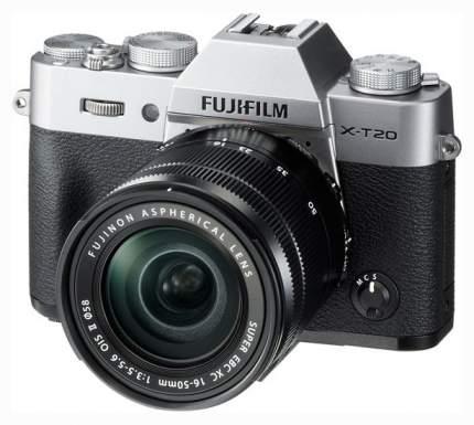 Фотоаппарат системный Fujifilm X-T20 Silver
