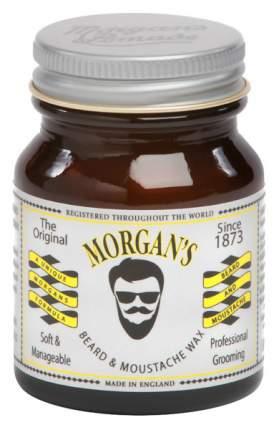 Воск для укладки бороды и усов Morgan's Pomade Beard and Moustache Wax 50 мл