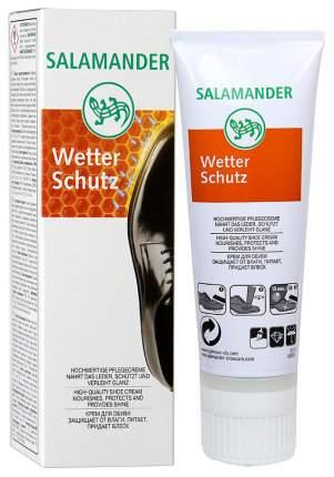 Крем для обуви Salamander wetter schutz для гладкой кожи нейтральный 75 мл