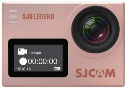 Экшн камера SJCAM SJ6LEGEND Rose Gold