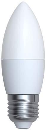 Лампа светодиодная (UL-00001770) E27 8W 3000K свеча матовая LED-C37-8W/WW/E27/FR/O
