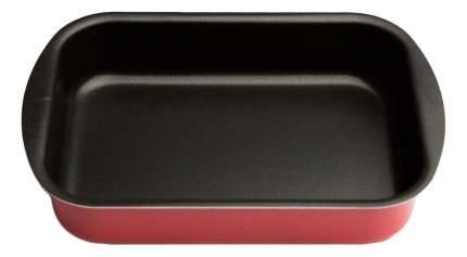 Противень HELPER COMFORT 290*200 мм, внешнее покрытие темно-красное