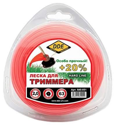Леска для триммера DDE 645-051