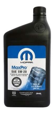 Моторное масло Mopar MaxPro 5W-20 0,946л