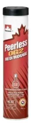 Специальная смазка для автомобиля Petro-Canada PEERLESS OG 2 RED 0.4 кг