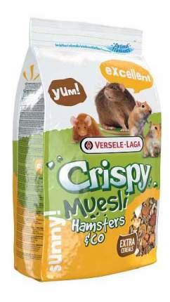 Корм для хомяков Versele-Laga Crispy Muesli Hamsters & Co 1 кг 1 шт