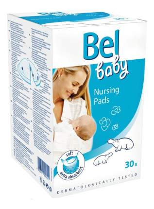 Прокладки для груди Hartmann Bel Baby одноразовые 30 шт.