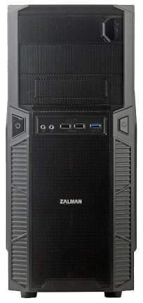 Компьютерный корпус Zalman ZM-Z1 без БП black