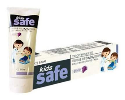 Детская зубная паста CJ Lion Kids Safe