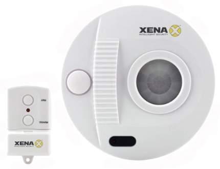 Датчик движения с сиреной на батарейках Xena XA601 с пультом на потолок