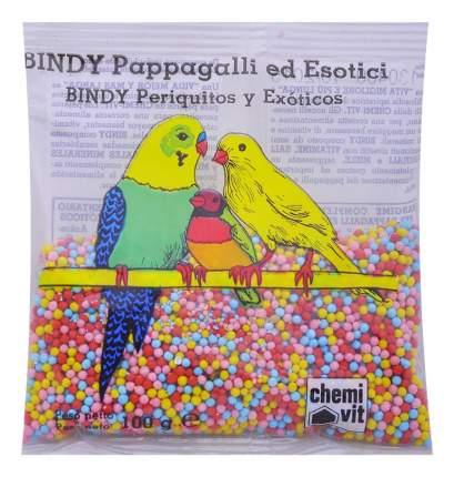 Лакомства для птиц Cliffi для попугаев и экзотических птиц, медовые зерна, 100г