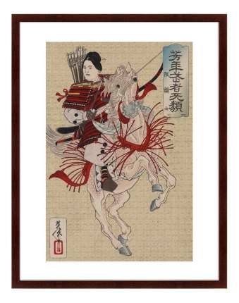 Картина Картины в Квартиру Самурай №1 79 х 100 см