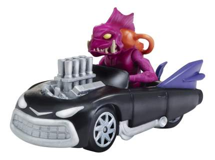 Машинка пластиковая Playmates Саблезуб на Панцирекрушителе