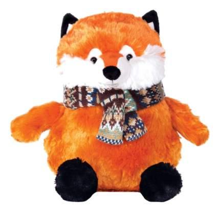 Мягкая игрушка Gulliver Лис в шарфике, 22 см