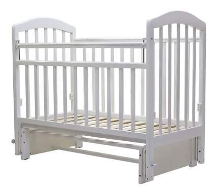 Кровать Топотушки Лира-5 белая