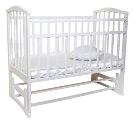 Кровать Агат Золушка-5 белая