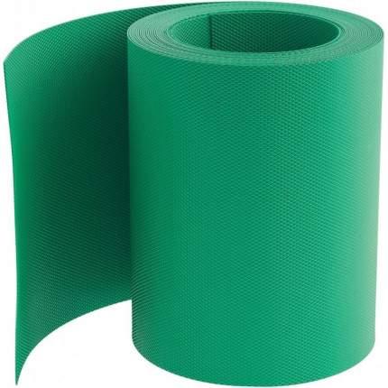 Бордюрная лента, 15 х 900 см, зеленая//PALISAD