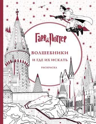Гарри Поттер, Волшебники и где их искать
