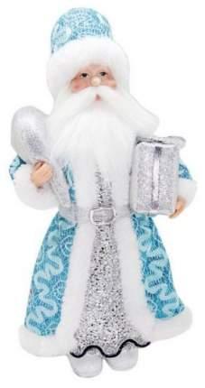 Кукла декоративная Новогодняя сказка Дед Мороз 28 см, 973027