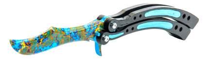 Игрушечный нож-бабочка MASKBRO Поверхностная закалка