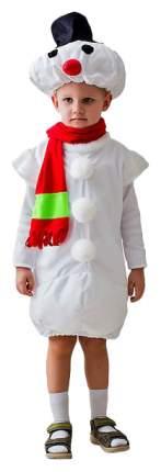 Карнавальный костюм Бока Снеговик 1070 рост 134 см