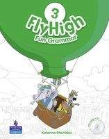 Fly High Level 3 Fun Grammar Pupils Book And Cd Pack