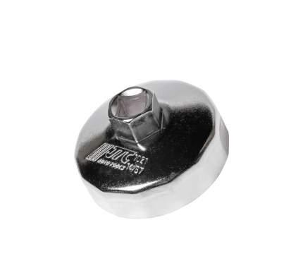 """Съемник масляного фильтра (""""чашка"""" 14-гранная) 67см JTC /1/10/100"""