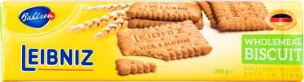 Печенье хрустящее Leibniz цельнозерновое 200 г