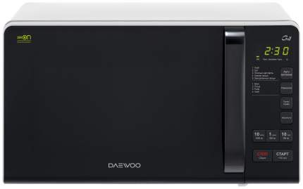 Микроволновая печь с грилем Daewoo KQG-663B white/black